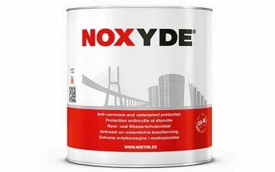 Noxyde. White and Black. 5Kg and 20Kg pack