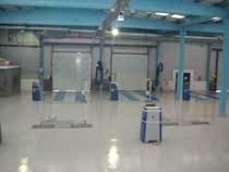 ViterFloor P300 High Build Epoxy Floor Coating 12.5Kg RAL 7040 (Grey)