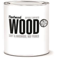 Fleetwood Wood & MDF primer