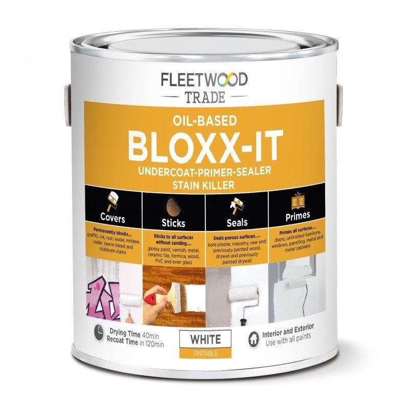 Fleetwood Bloxx-It Oil Based Primer