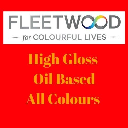 Fleetwood High Gloss Oil Based Colours