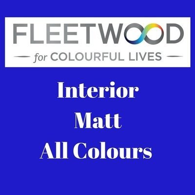 Fleetwood Interior Matt Based Colours