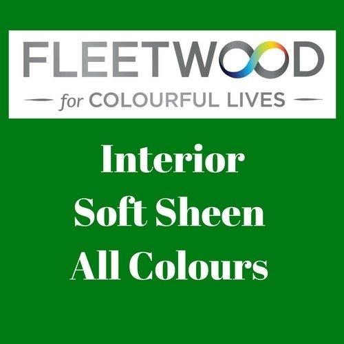 Fleetwood Soft Sheen Based Colours