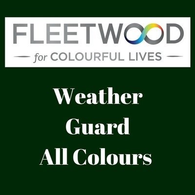 Fleetwood Weather Guard All Colours