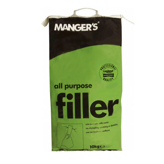 Mangers All Purpose Powder Filler 10 kg