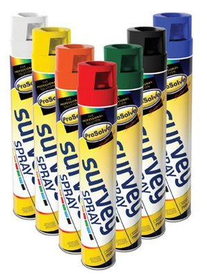 Survey and Line Markers Spray