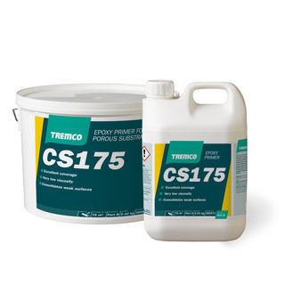 TREMCO CS175 Epoxy Primer for Porous 7.5KG