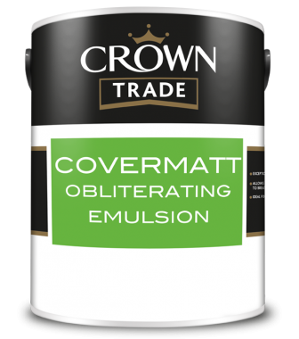 CROWN TRADE COVERMATT EMULSION