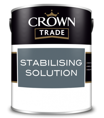 CROWN TRADE STABILISING SOLUTION 5Ltr