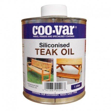 Coo-Var Teak Oil