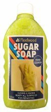 Sugar Soap Concentrate - 500ml