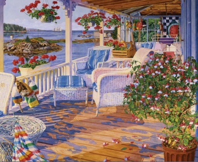 On The Water 300 Piece Jigsaw Puzzle