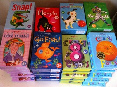 Eebo Card Games for Kids
