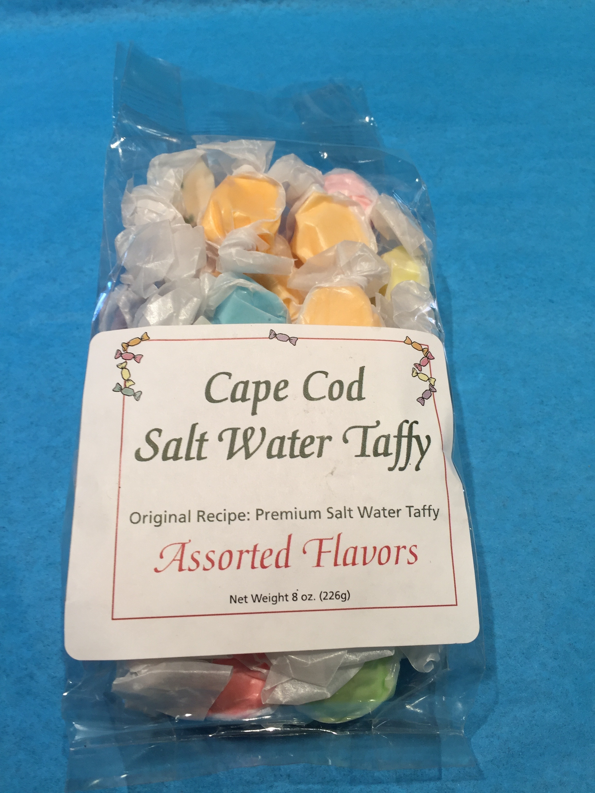 Cape Cod Saltwater Taffy 00005