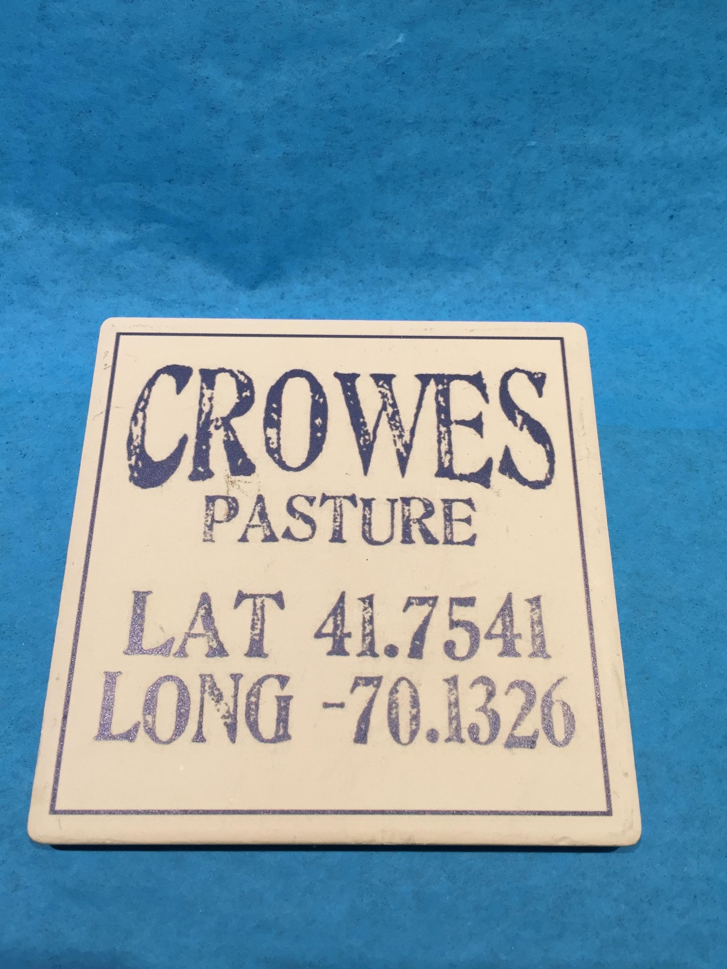 Crowes Pasture