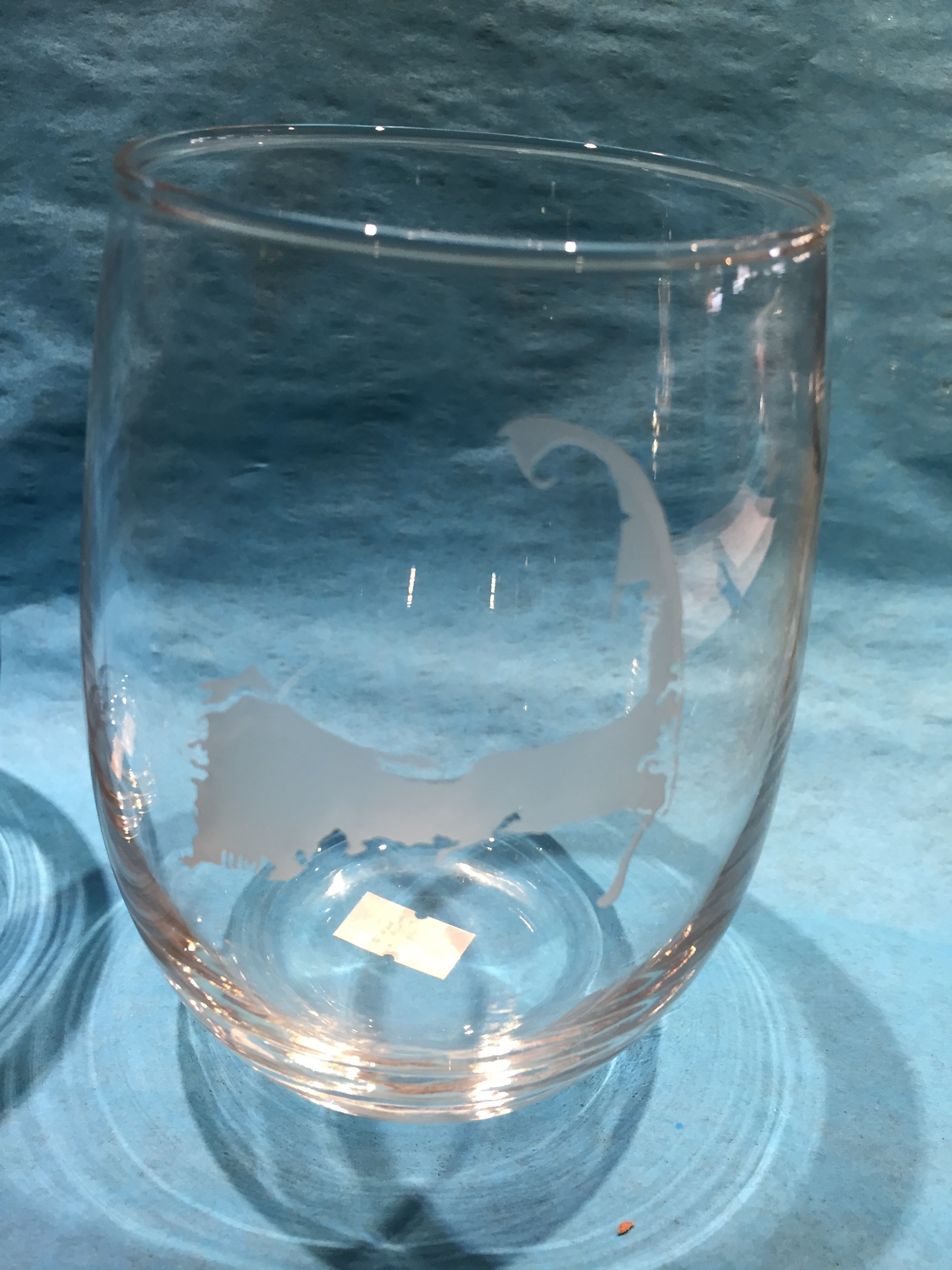 Cape Cod Stemless Wine Glass