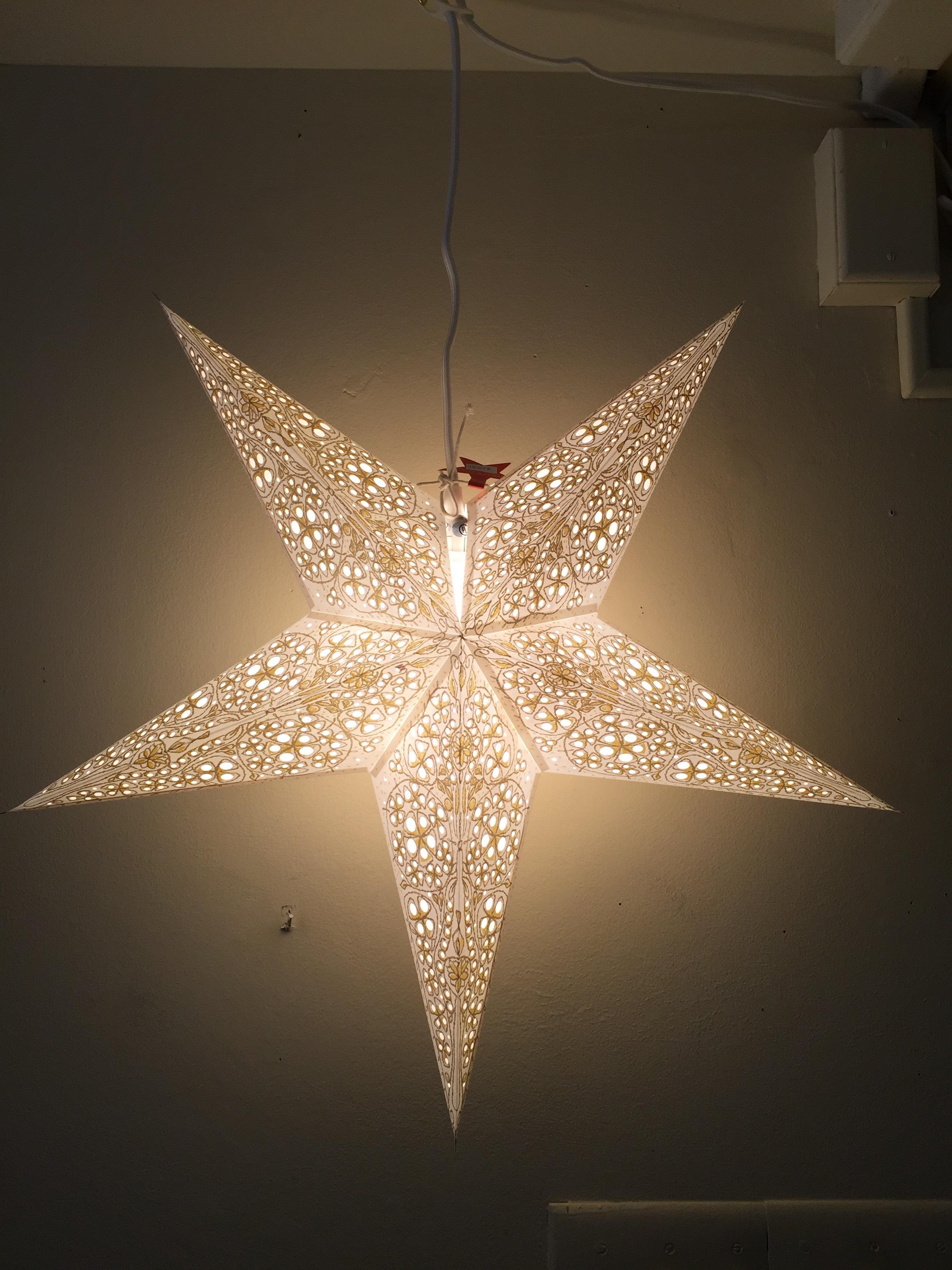 White Swati Star 00026