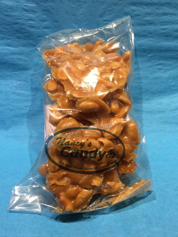 Homemade Peanut Brittle