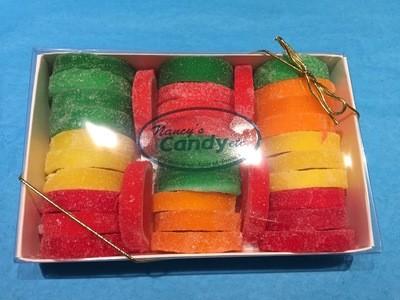 Zesty Candy Fruit Slices
