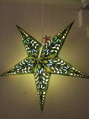 Mercury Green Star