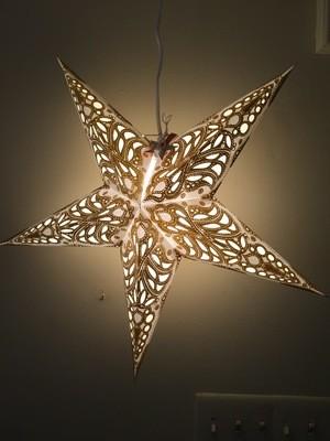 White Gold Star