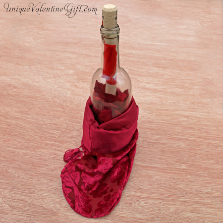 Valentine's Day - Loverboy Message In A Bottle