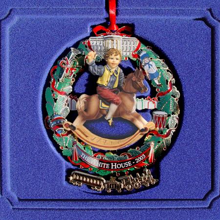 Ornaments - White House 2003 Ulysses S Grant