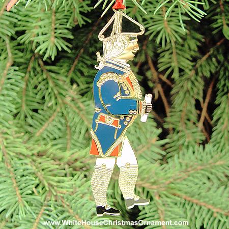 Ornaments - Mount Vernon 1999 George Washington Epaulet