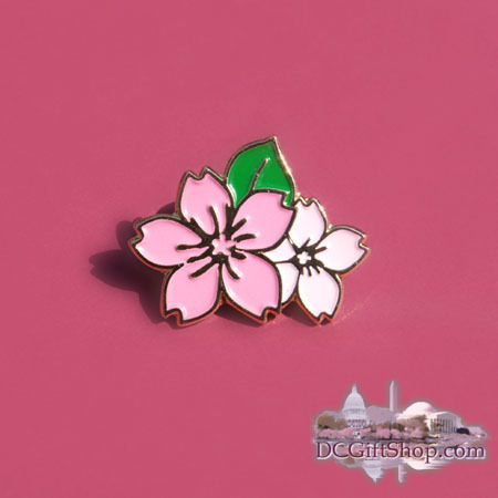 Gifts - Cherry Blossom - 2009 Festival Pin
