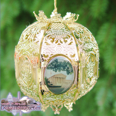 Ornaments - Supreme Court 2003
