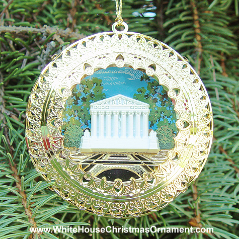 Ornaments - Supreme Court 2004 3D