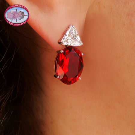 Gifts - Earrings - Carmen L�cia Ruby Earrings