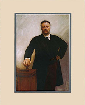 Gifts - Print - Theodore Roosevelt Framed