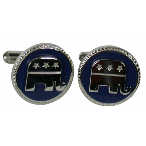 Gifts - Cuff Links - RNC Sterling Silver