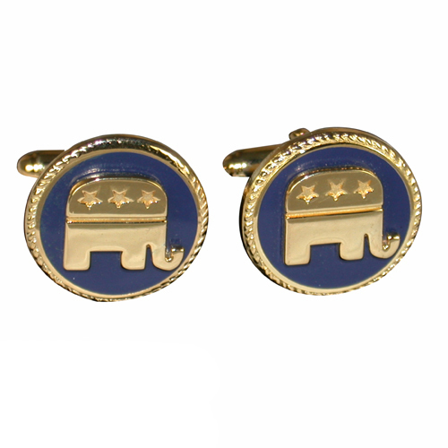 Gifts - Cuff Links - RNC Gold-Plated