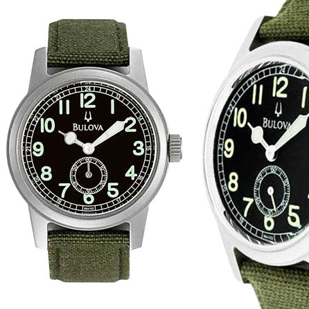 Gifts - Watch - Commemorative WWII Military