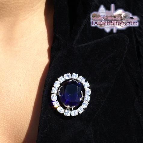 Gifts - Pin - Hope Diamond Pin