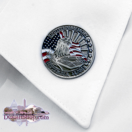 Gifts - Pin - United In Memory Lapel