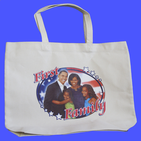 Gifts - 56th Inauguration - Obama Family Bag