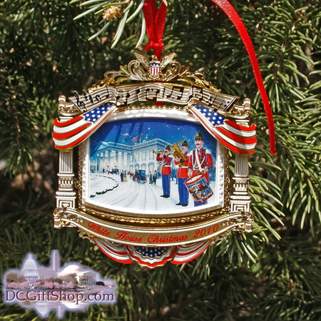 Ornaments - White House - 2010 William McKinley