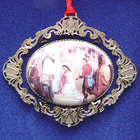 Ornaments - US Capitol Pocahontas