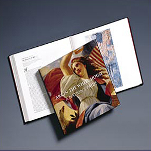 Gifts - Books - Art in the White House A Nations Pride