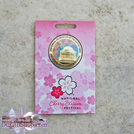 Gifts - Cherry Blossoms - 100th Anniversary Coin