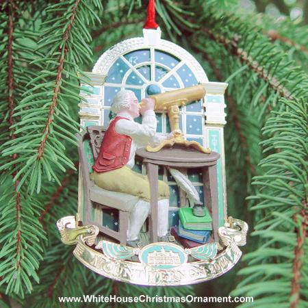Ornaments - Mount Vernon 2004 Palladian Window