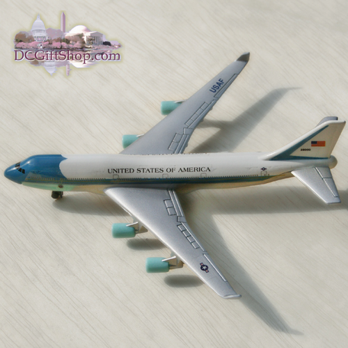 """Gifts - Toys - Air Force One 5"""" Model"""