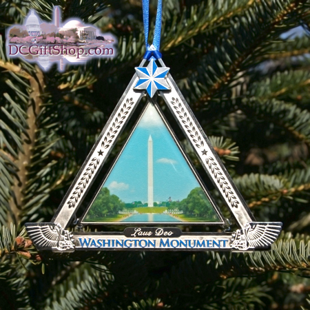 Ornaments - WDC Series - Washington Monument