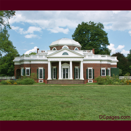 Gifts - Print - Thomas Jefferson's Monticello