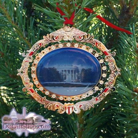 Ornaments - WDC Series - South Portico