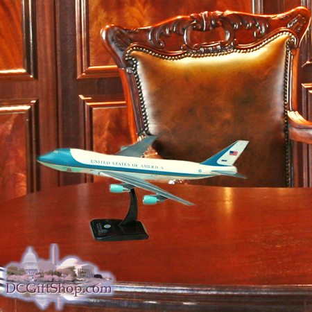 Gifts - Desk Accessories - Air Force One Executive Desk Model