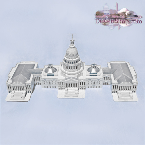 Gifts - Puzzle - US Capitol 3D